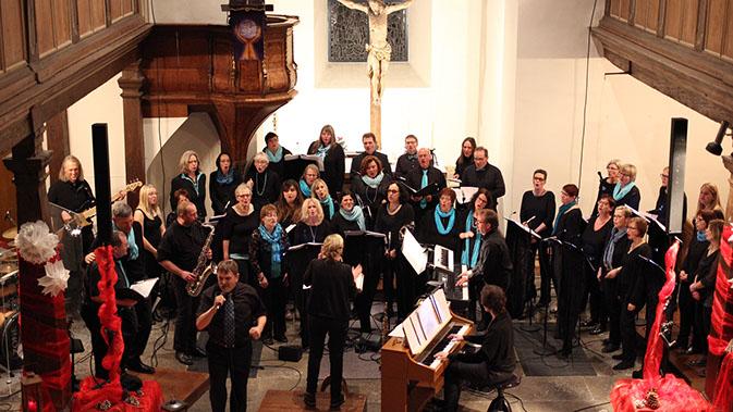 Gospelklänge in der Ulrichskirche